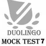 آزمون آزمایشی دولینگو 7