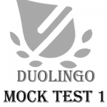 آزمون آزمایشی دولینگو1